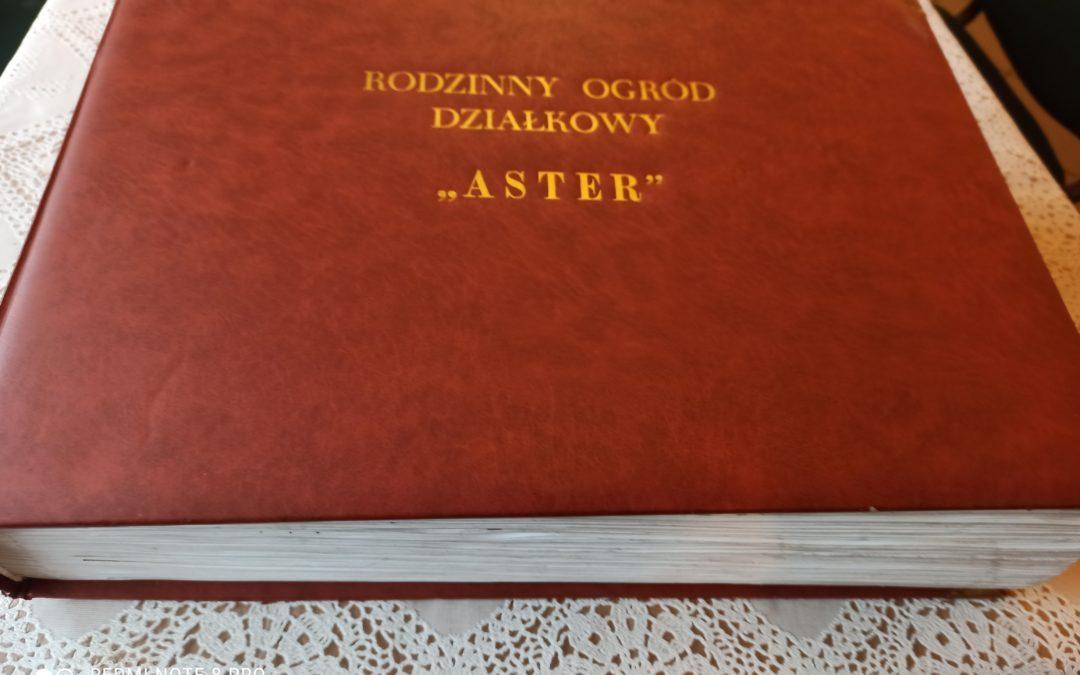 Działkowcy z pasją-Stanisława Krauzewicz i jej kronika