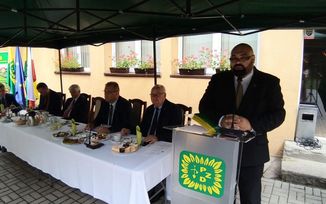 VII posiedzenie Okręgowej Rady Okręgu Śląskiego PZD