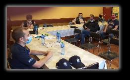 Walne Zebranie w ROD Staszica w Katowicach